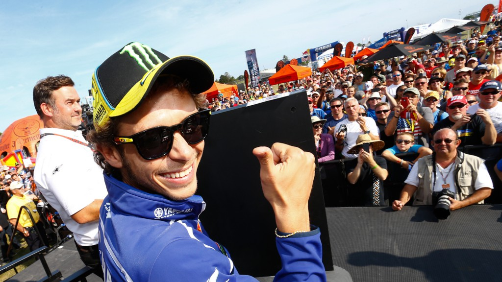 Valentino Rossi, Riders for Health Indianapolis