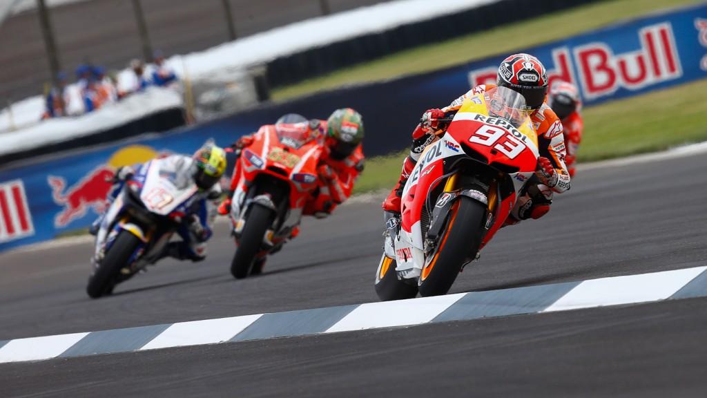 MotoGP, Indianapolis FP1