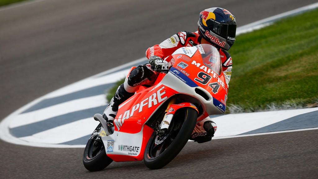 Jonas Folger, Mapfre Aspar Team, Indianapolis FP1