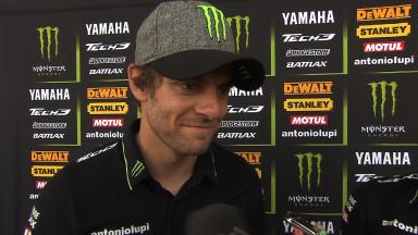 Crutchlow: 'Saturday will be a different story'