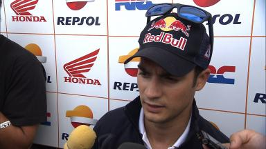 Pedrosa still feeling effects of injury