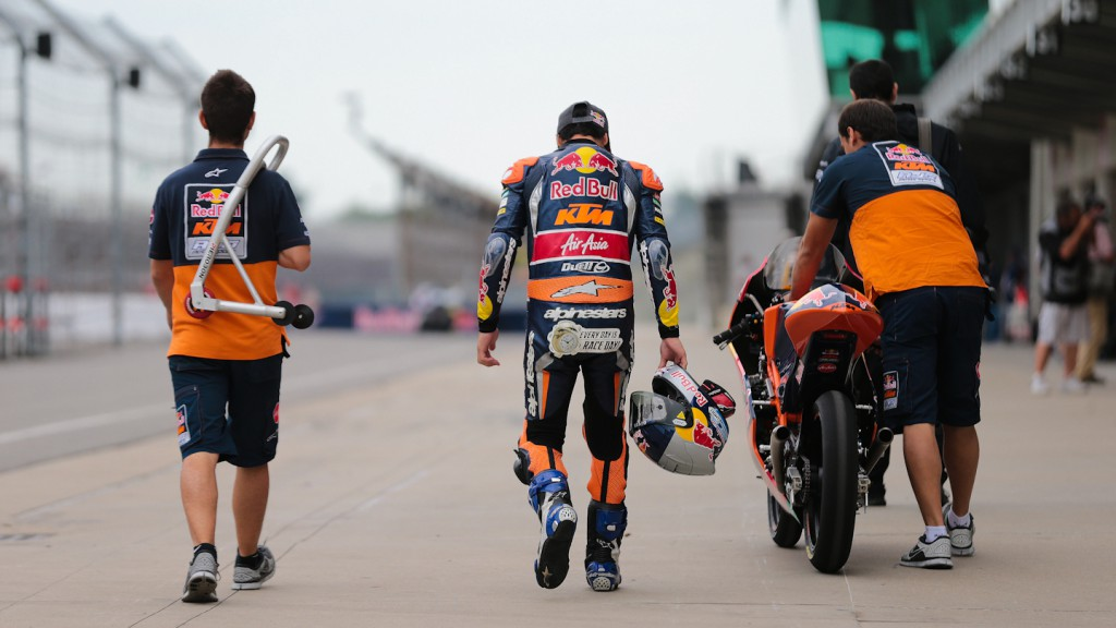 Arthur Sissis, Red BUll KTM Ajo, Indianapolis FP1