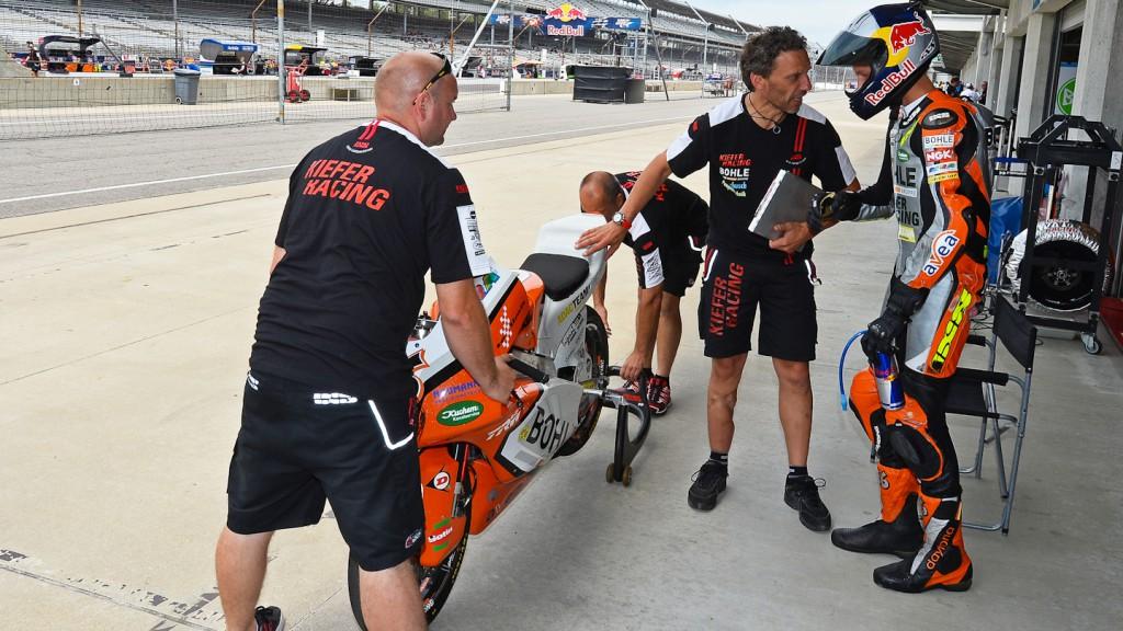 Florian Alt, Kiefer Racing, Indianapolis FP1