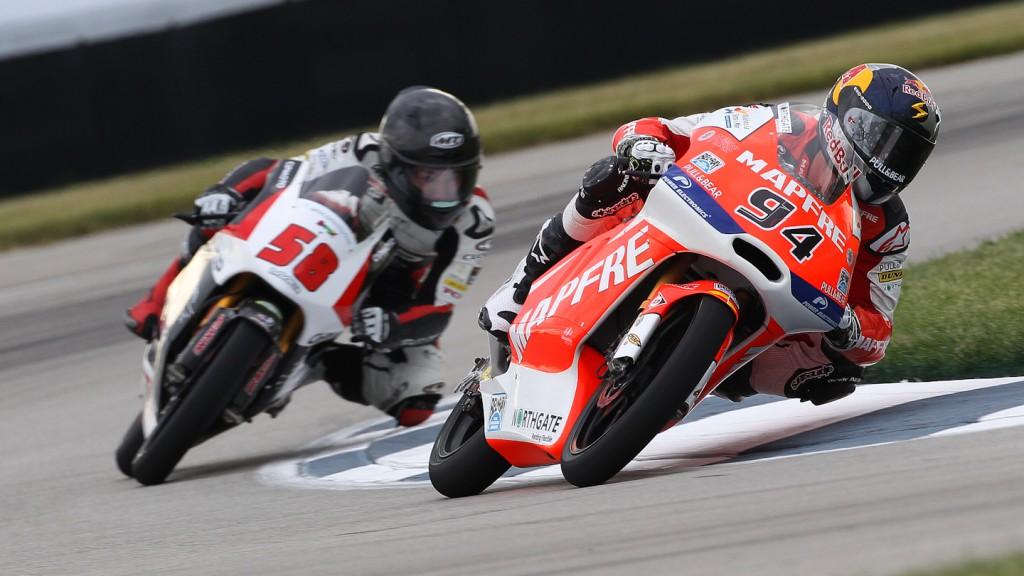 Jonas Folger, Mapfre Aspar Team, Indianapolis FP2