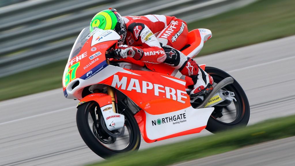 Eric Granado, Mapfre Aspar Team Moto3, Indianapolis FP2