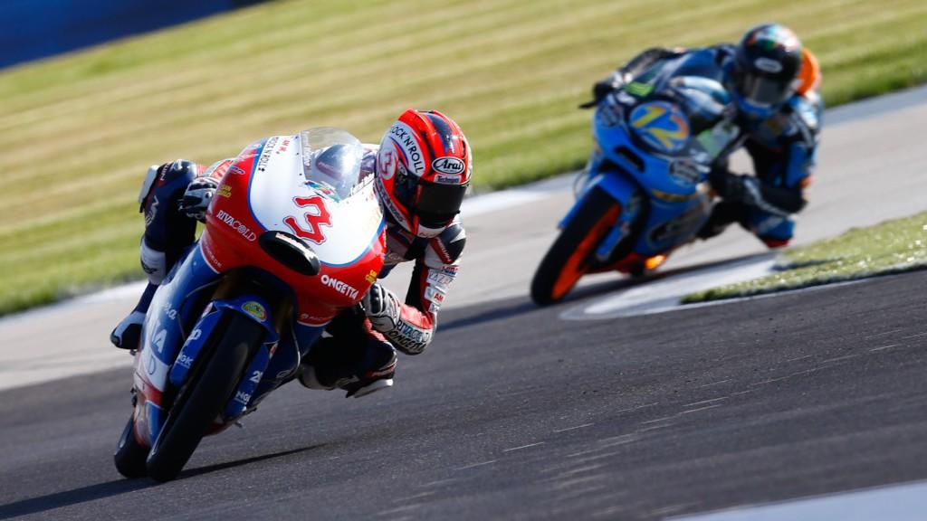 Matteo Ferrari, Ongetta-Centro Seta, Indianapolis QP