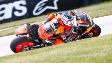 Colin Edwards, NGM Forward Racing, Indianapolis Q1
