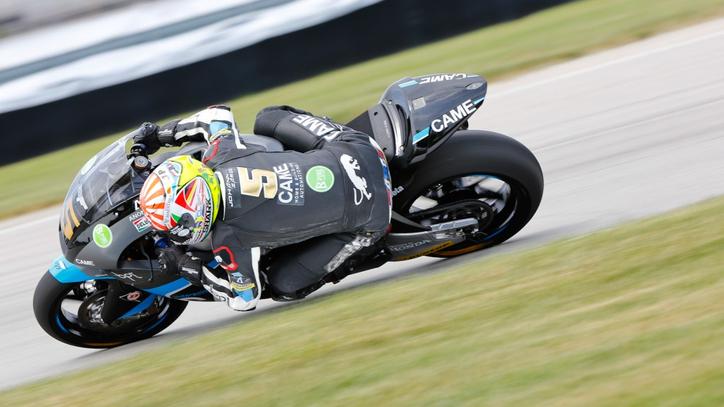 Johann Zarco, Came IodaRacing Project, Indianapolis FP2