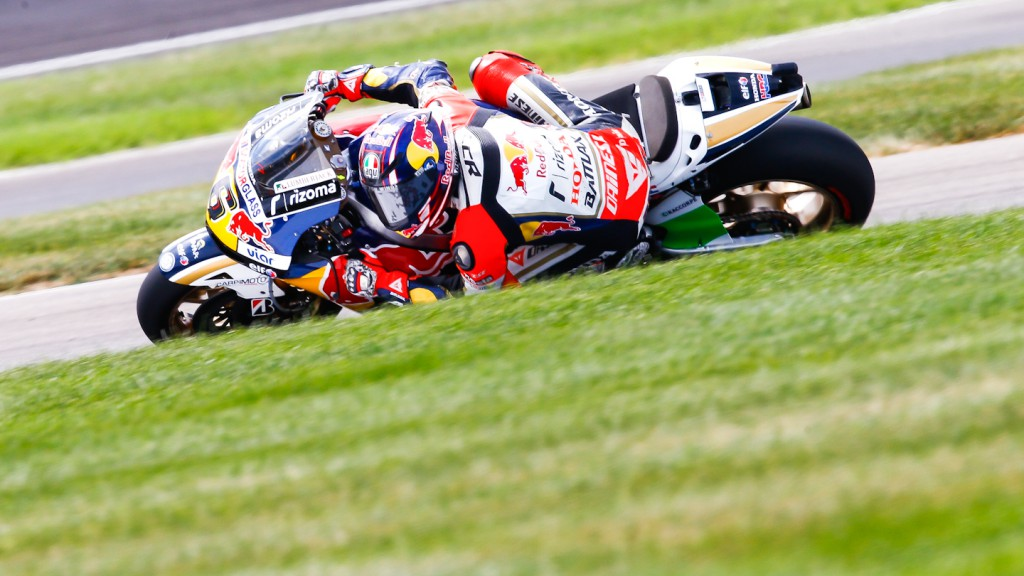 Stefan Bradl, Honda LCR MotoGP, Indianapolis FP3
