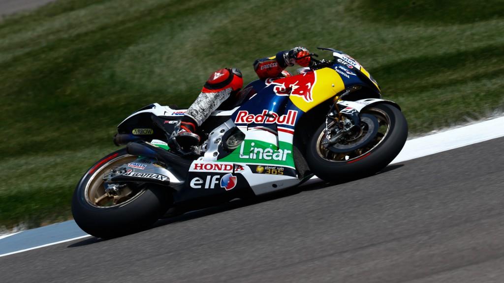 Stefan Bradl, Honda LCR MotoGP, Indianapolis Q2
