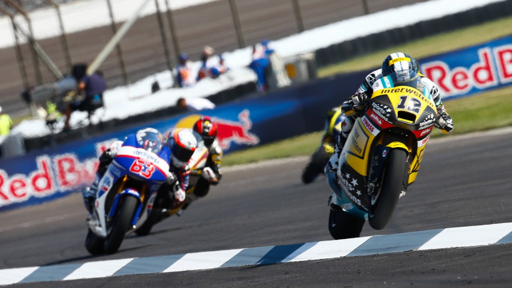 Thomas Luthi, Interwetten Paddock Moto2 Racing, Indianapolis FP3