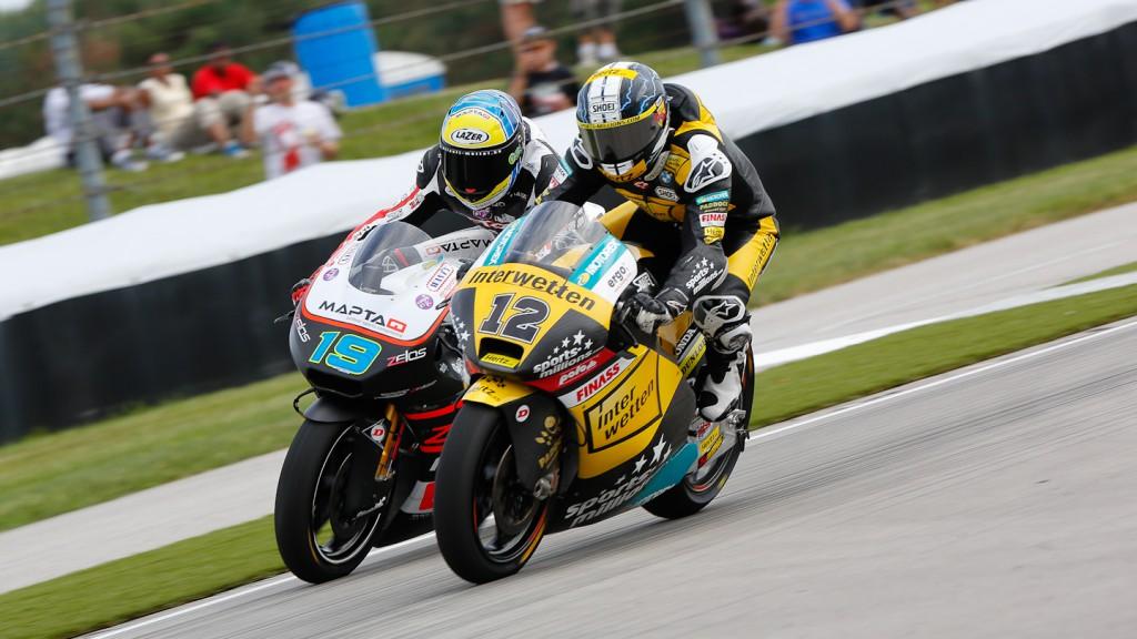 Thomas Luthi, Interwetten Paddock Moto2 Racing, Indianapolis FP2