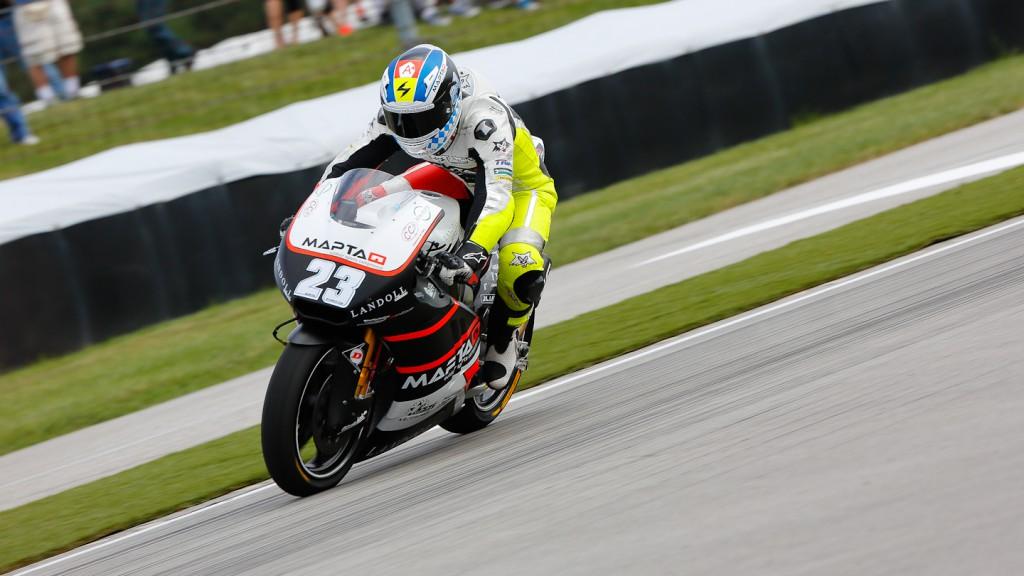 Marcel Schrotter, Maptaq SAG Zelos Team, Indianapolis FP2