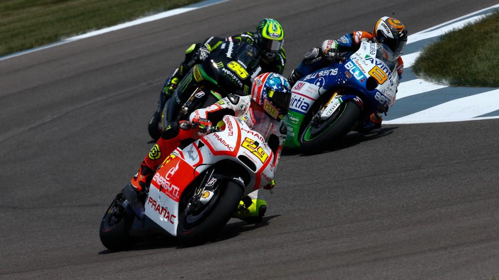 MotoGP, Indianapolis FP3