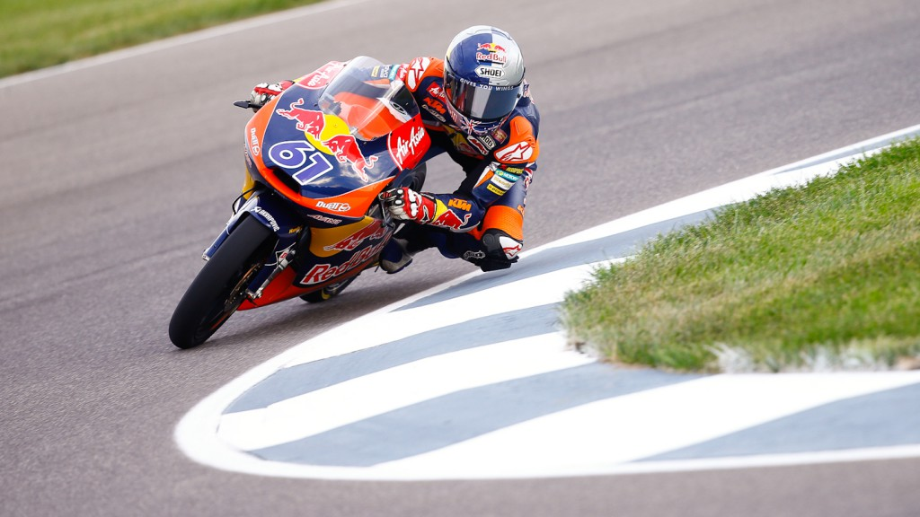 Arthur Sissis, Red Bull KTM Ajo, Indianapolis FP2