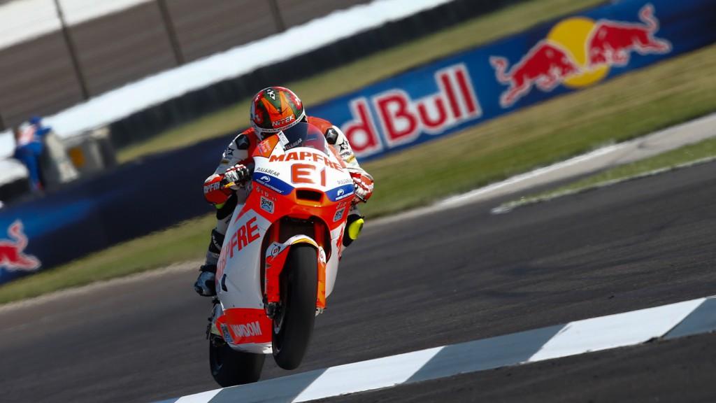 Jordi Torres, Aspar Team Moto2, Indianapolis, FP3