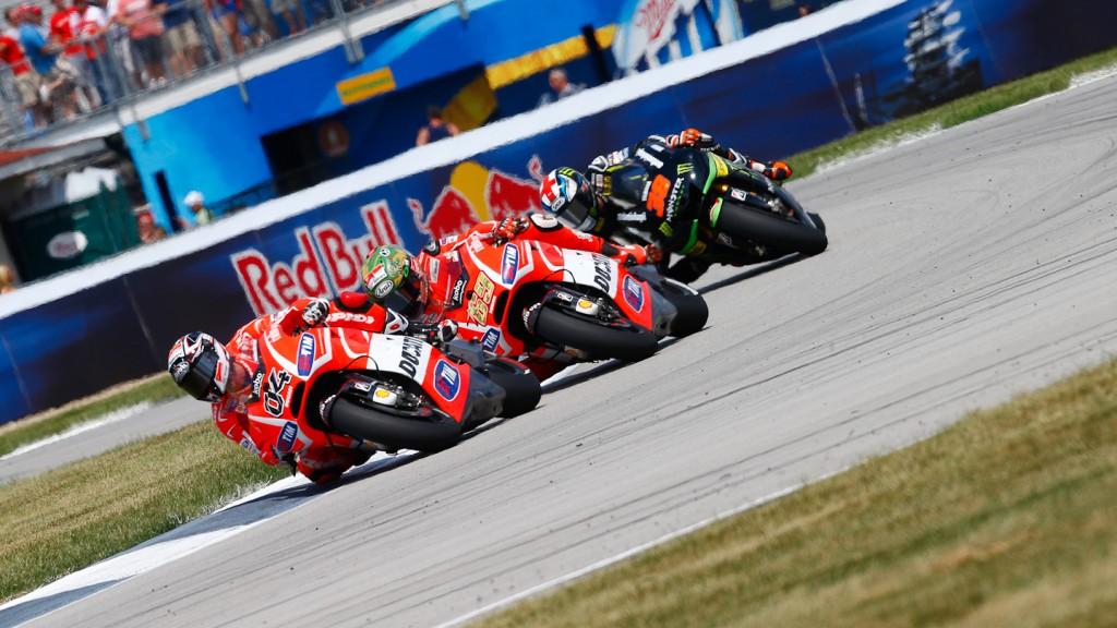 MotoGP, Indianapolis RAC