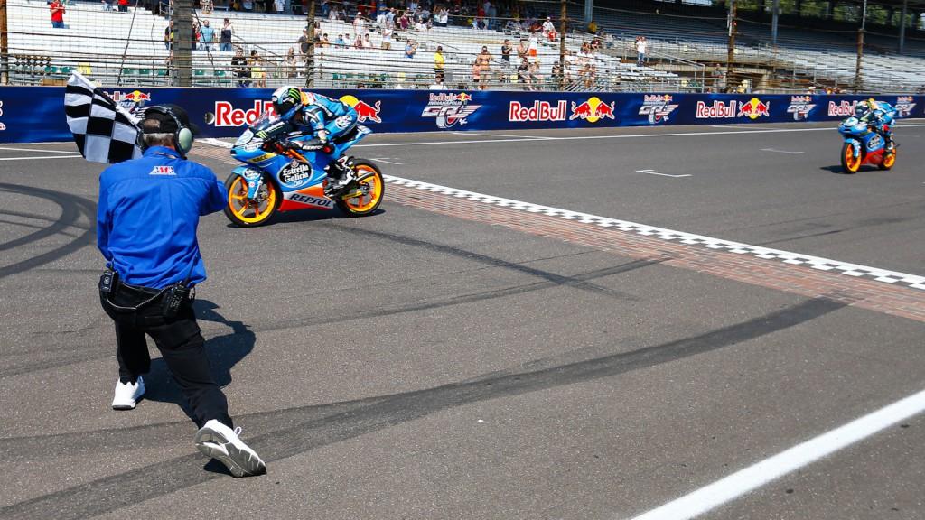 Alex Rins, Estrella Galicia 0,0, Indianapolis RAC