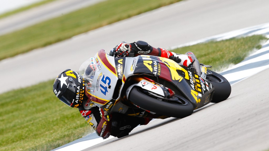 Scott Redding, Marc VDS Racing Team, Indianapolis WAP