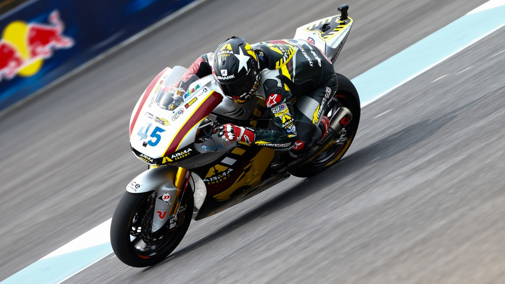 Scott Redding, Marc VDS Racing Team, Indianapolis RAC