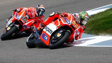 Nicky Hayden, Ducati Team, Indianapolis RAC