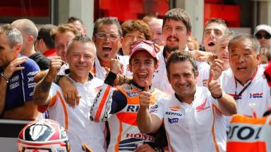 Marc Marquez, Repsol Honda Team, Indianapolis RAC
