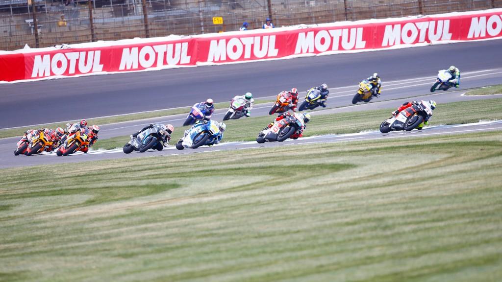 Moto2, Indianapolis RAC