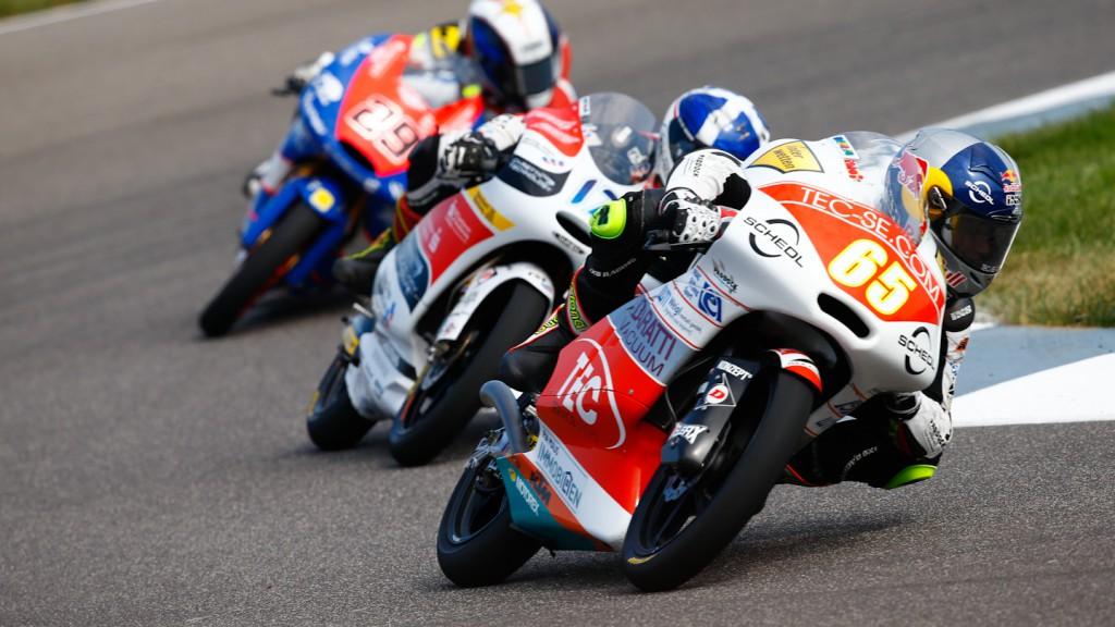 Phillip Oettl, Tec Interwetten Moto3 Racing, Indianapolis RAC