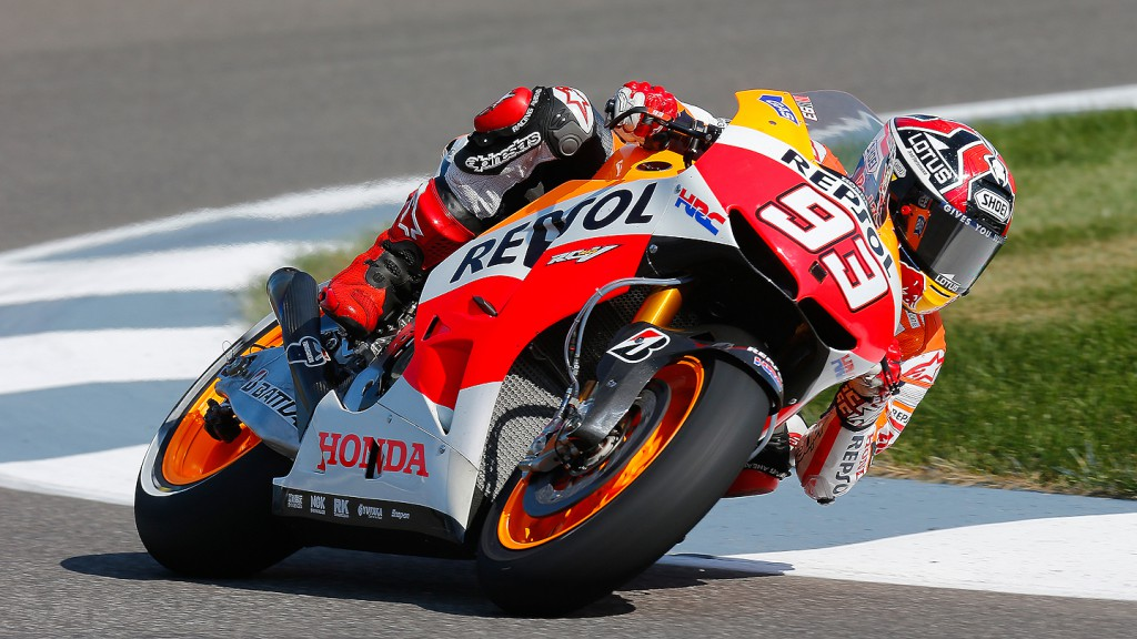 Marc Marquez, Repsol Honda Team, WAP