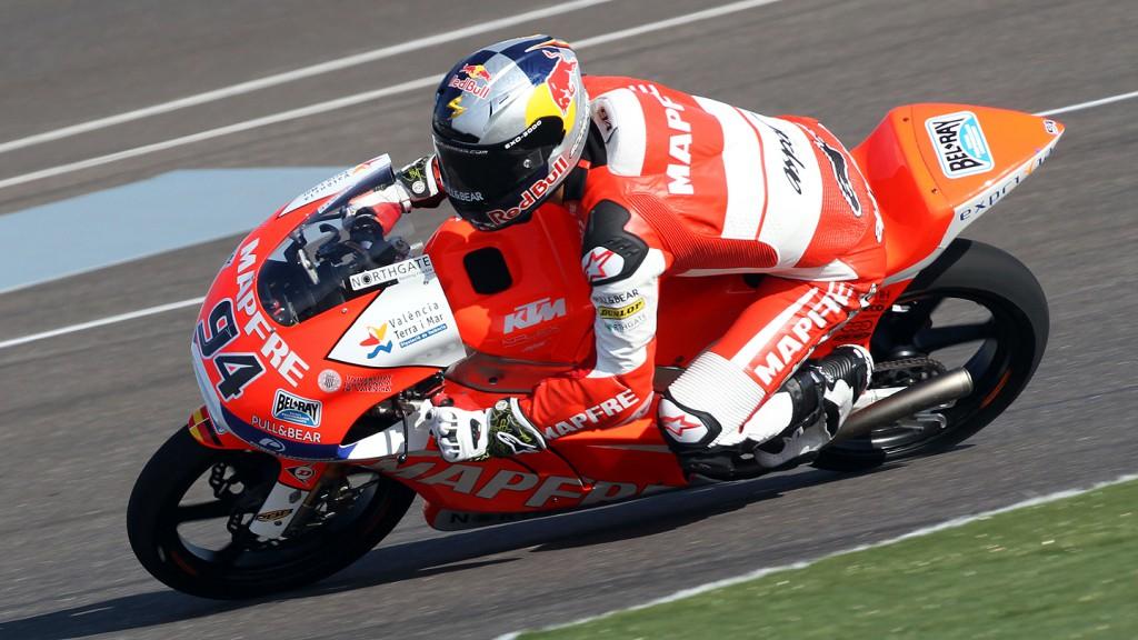 Jonas Folger,Mapfre Aspar Team Moto3, Indianapolis WAP