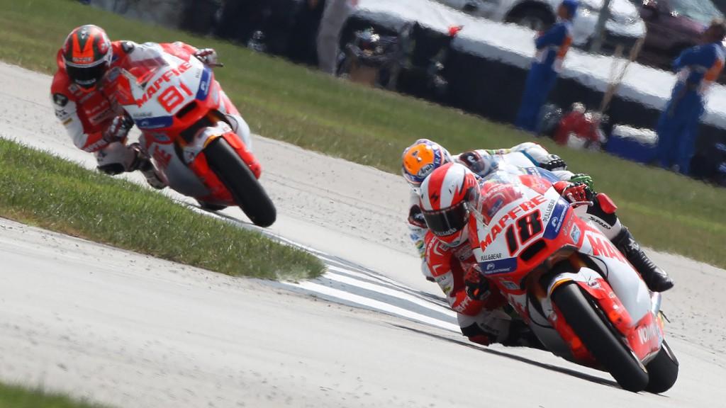 Nico Terol, Aspar Team Moto2, Indianapolis RAC
