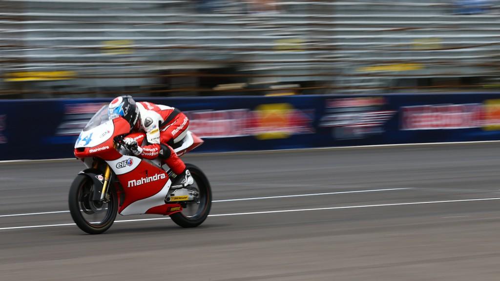 Miguel Oliveira, Mahindra Racing Team,Indianapolis RAC