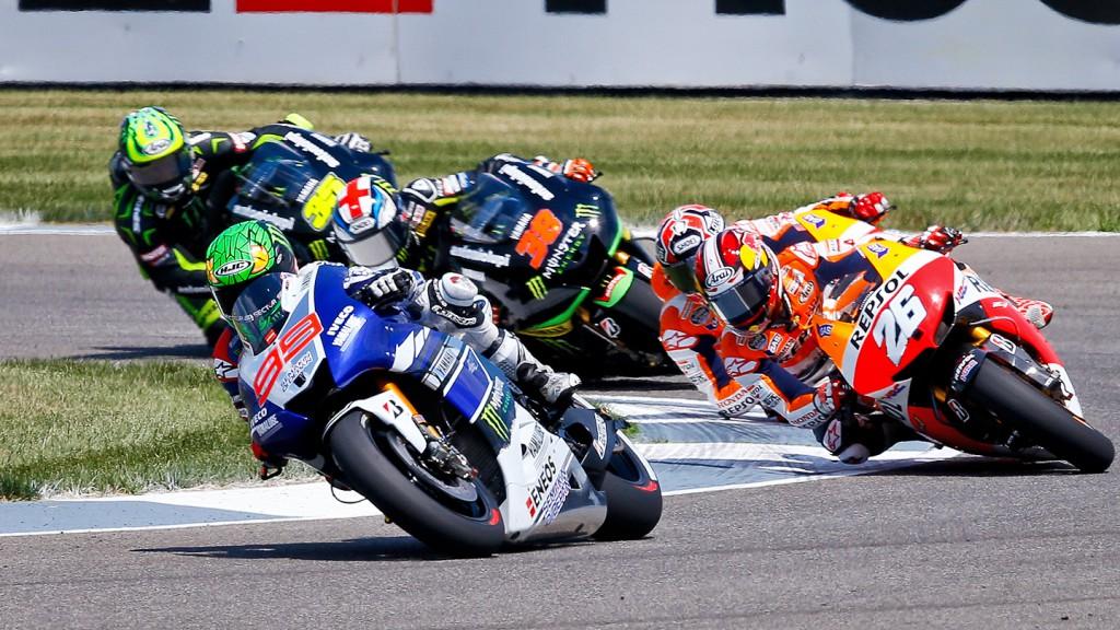 MotoGP Racing Numbers