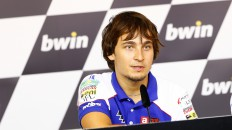 Karel Abraham, Cardion AB Motoracing, Brno Press Conference