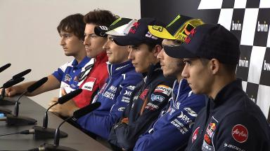 What They're Saying: Brno's Thursday press conference