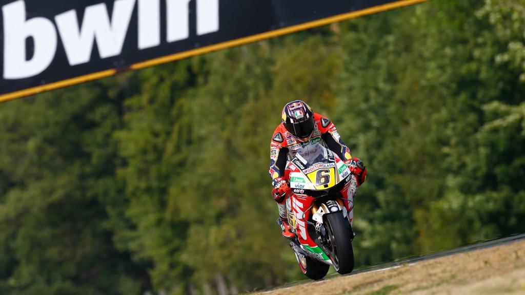 Stefan Bradl, LCR Honda MotoGP, Brno FP2