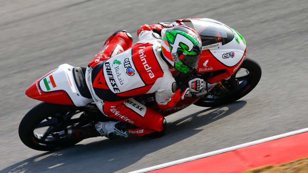 Efren Vazquez, Mahindra Racing, Brno FP2