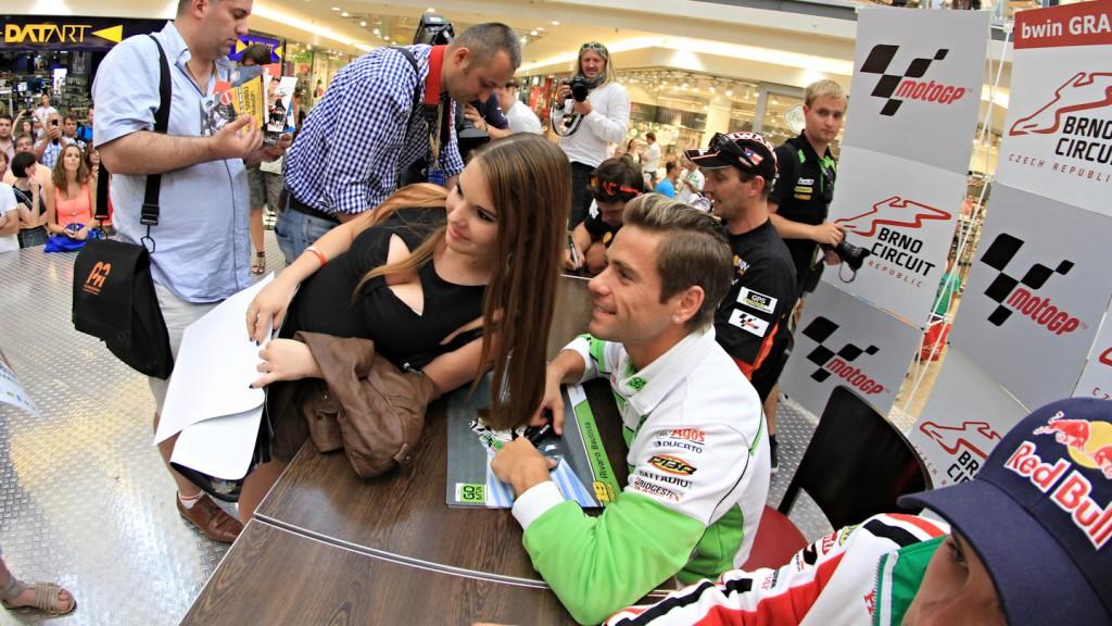 MotoGP bwin Grand Prix Ceske Republiky Preevent
