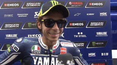Rossi labels Brno 'equal' for Yamaha/Honda battle