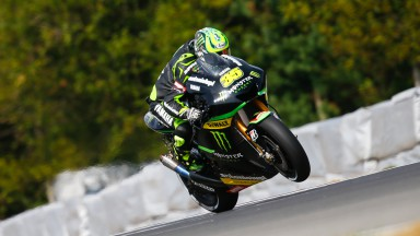 Cal Crutchlow, Monster Yamaha Tech 3, Brno FP2