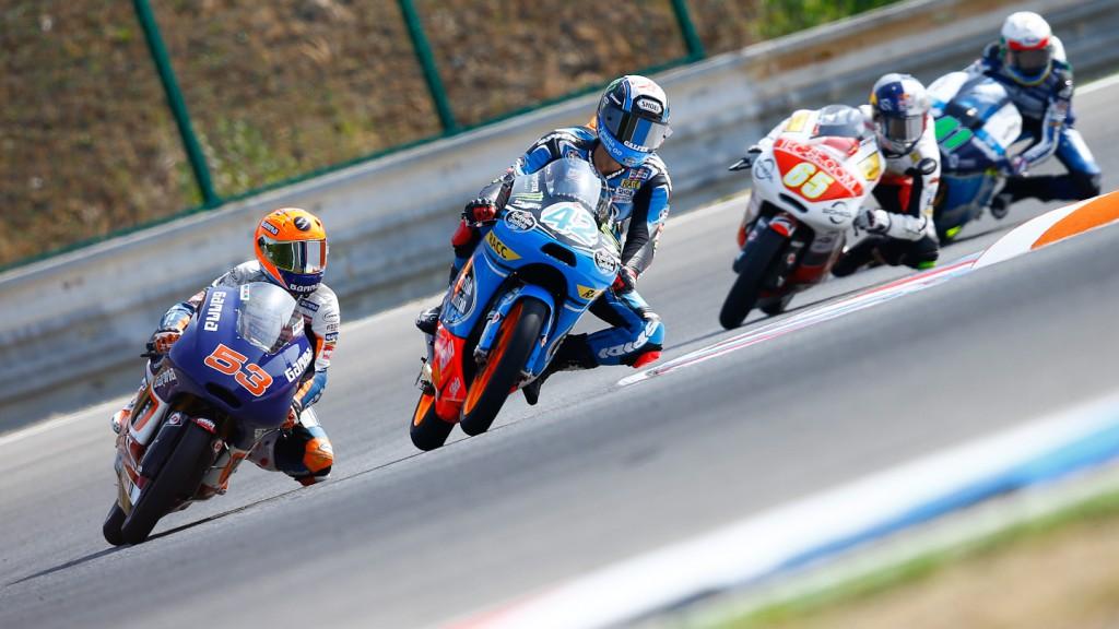 Moto3, Brno FP2
