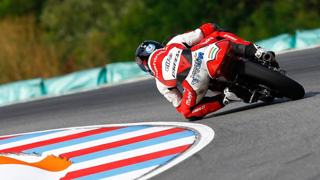 Miguel Oliveira, Mahindra Racing, Brno FP2