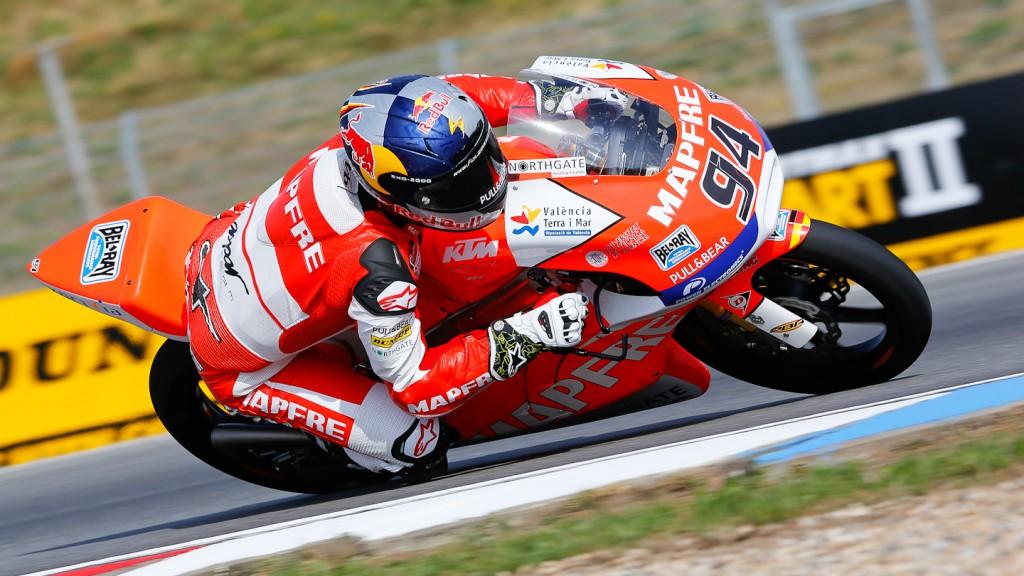 Jonas Folger, Mapfre Aspar Team Moto3, Brno FP2