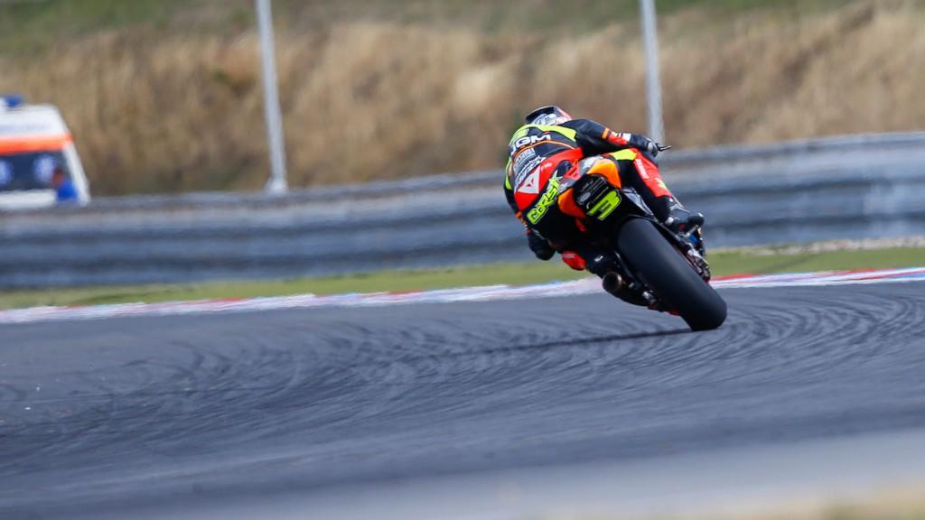 Simone Corsi, NGM Mobile Racing, Brno FP3