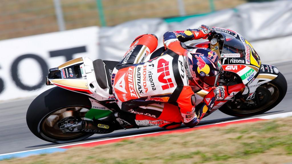 Stefan Bradl, LCR Honda MotoGP, Brno Q2