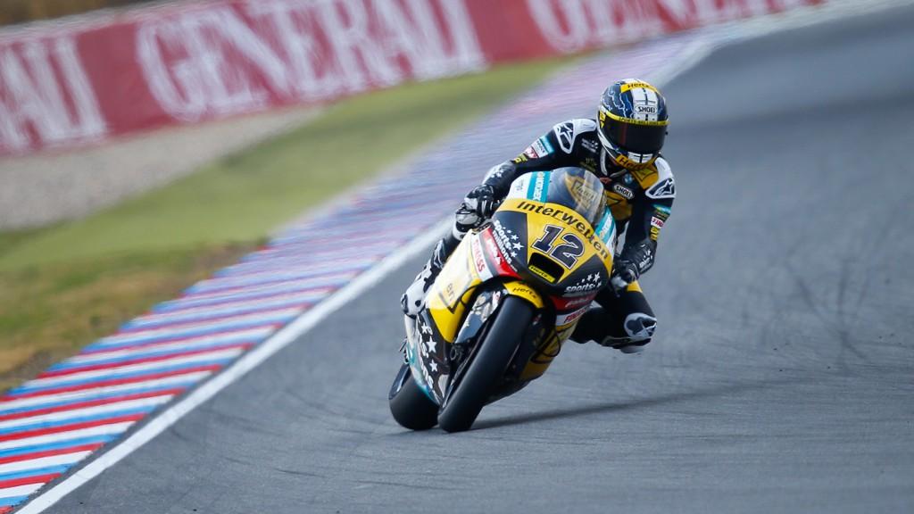 Thomas Luthi, Interwetten Paddock Moto2 Racing, Brno FP3
