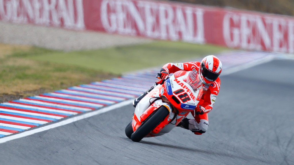 Nicolas Terol, Aspar Team Moto2, Brno FP3