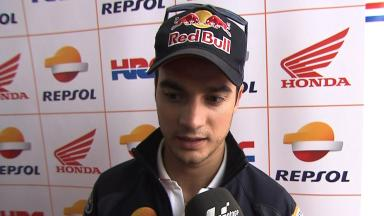 Pedrosa insists that lap times are close