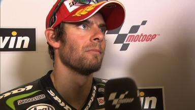 Brno Qualifying: Pole position - Cal Crutchlow