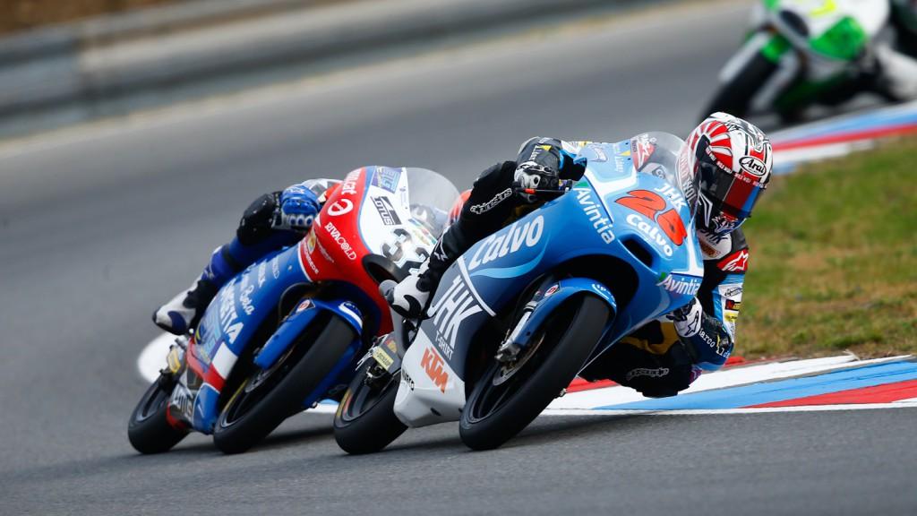 Moto3 Brno QP